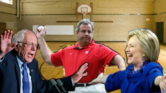 Which 2016 Presidential Candidate Would Win On The Basketball Court?