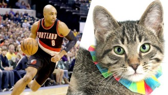 If You're A Cat Person, Then Blazers Guard Gerald Henderson Doesn't Trust You
