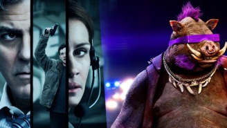 This Week In Movie Posters: Rocksteady And BeBop Are Live-Action Now, Sort Of