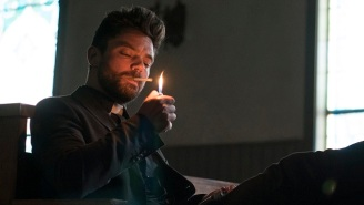 Dominic Cooper Takes You Behind The Scenes Of 'Preacher' In This Exclusive Video