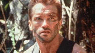 Good news for fans of the original 'Predator'