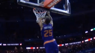 Phil Pressey Shows Why Pint-Sized Guards Don't Dunk In Games