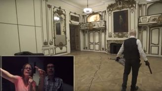 Watch Gamers Control A Real-Life Version Of 'Hitman'