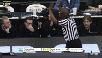 This Play-By-Play Announcer Was Ejected, Proving No One Is Safe From A Ref's Wrath