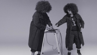 Benjamin Dickinson And Reggie Watts Discuss The Frighteningly Plausible Future Of 'Creative Control'