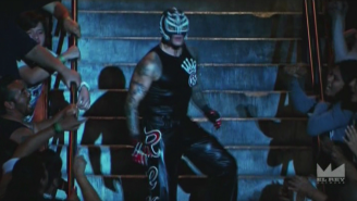 The Over/Under On Lucha Underground Season 2 Episode 9: Aztec Warfare II