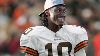 Which Of The Teams Interested In Robert Griffin III Could Actually Sign Him?