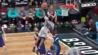 Rondae Hollis-Jefferson Announced His Return From Injury With This Vicious Poster Dunk