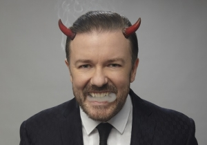 Ricky Gervais' Laugh Turned Into A Dance Track Is Exactly What Hell Sounds Like