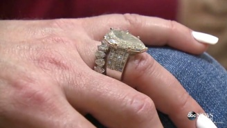 A Husband Almost Becomes An Ex-Husband After Throwing Away His Wife's $400,000 Wedding Ring