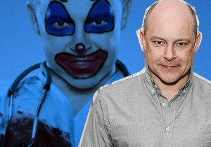 Rob Corddry Talks The Future Of TV, Bathroom Etiquette, And Ending 'Childrens Hospital' After Seven Seasons