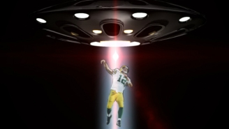 Aaron Rodgers Tells In Great Detail About That Time He Saw A UFO