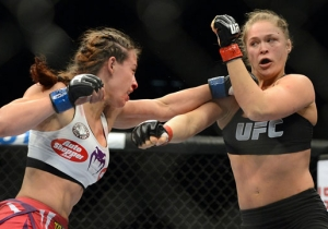 The UFC Has Decided Who Will Face Ronda Rousey After UFC 196 Shake Up