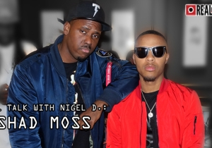 Shad Moss Speaks On His Upcoming Last Music Project, Originality In Hip Hop & His Soon To Come Talk Show
