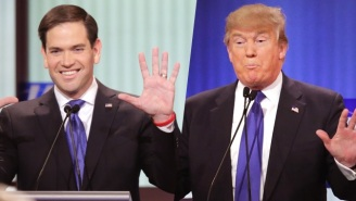 Marco Rubio Labels Donald Trump The 'Most Vulgar Person' To Ever Run For President