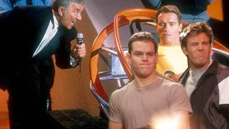 Ben Affleck And Matt Damon Are Behind A New Reality Series That's Basically 'The Running Man'