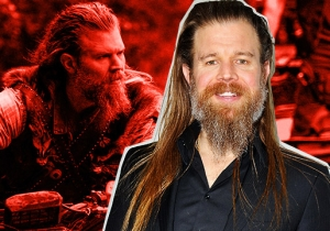 UPROXX 20: Ryan Hurst Is Fond Of Cockroaches In Tasteful Lingerie