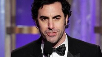 Sacha Baron Cohen tells Howard Stern why his Freddie Mercury biopic fell through