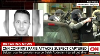 Police Capture Paris Terror Attacks Suspect Salah Abdeslam In Brussels Raid