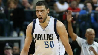 Mavs Reserve Salah Mejri Shouldn't Expect Any Guaranteed Playing Time After A Breakout Performance