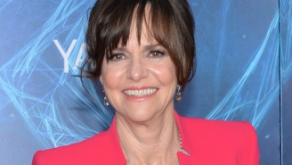 Sally Field disses her 'Amazing Spider-Man' role