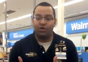 This Walmart Employee Should Consider A New Line Of Work With His Killer 'Scooby Doo' Impressions
