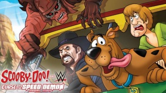 Zoinks! WWE Finally Made Another Scooby-Doo Movie