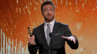 'The Walking Dead' Star Ross Marquand Does Some Amazing Impressions Of Oscar Winners