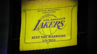 The Lowly Lakers Spanked The Warriors And The Internet Lost Its Mind