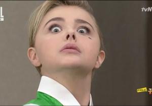 Watch Chloe Grace Moretz's Bizarre Guest Appearance On 'SNL Korea'