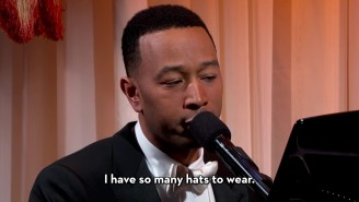 John Legend Wrote Some Lovely Lyrics To The 'Downton Abbey' Theme Song