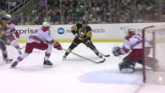 Sidney Crosby Scored His 30th Goal Of The Year On This Amazing Individual Effort