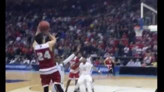 Take A Look At This Fan-Shot Video Of Bronson Koenig's Game-Winner