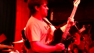 Diarrhea Planet Has The (Big) Balls To Cover AC/DC's 'Thunderstruck'