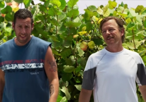 The Teaser For 'The Do-Over' Finds Adam Sandler Trying Out A Different Genre