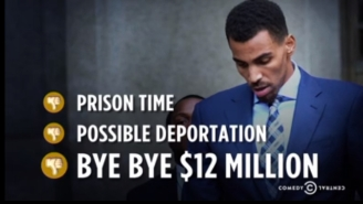 The Craziness Of The Thabo Sefolosha Trial Got 'The Daily Show' Treatment