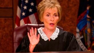 Judge Judy's Reaction To Judge Sarah Palin Is Priceless