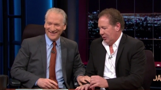 Bill Maher Looks Back On The Loss Of Garry Shandling And His Best Moments On 'Real Time'