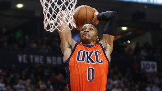 Russell Westbrook Is Having A Better Statistical Season Than Oscar Robertson's Triple-Double Year