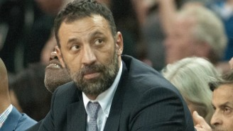 The Kings Are Re-Signing Vlade Divac And Giving Him The Help He Needs