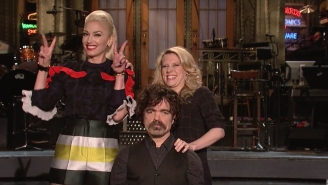 Gwen Stefani Asked Peter Dinklage The Jon Snow Question He's Sick Of Answering