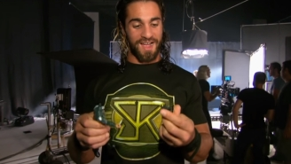 Seth Rollins Is Stepping Back In A Wrestling Ring, But Don't Get Too Excited Just Yet