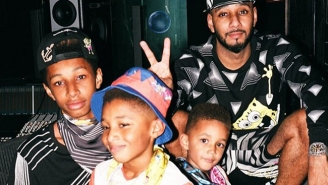 Swizz Beatz' 5 Year Old Son Made A Beat For Kendrick Lamar