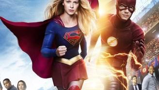 We've got some new details on the big 'Flash'/'Supergirl' crossover episode