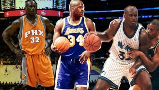 A Definitive Ranking Of Shaq's All-Time Best (And Worst) Jerseys