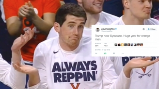 Syracuse's Shocking Comeback Against Virginia Led To Some Amusing Reactions