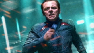 Simon Pegg joins Spielberg's 'Ready Player One' as the Great and Powerful Og