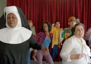 Broad City Went Full-On 'Sister Act' Last Night, And It Was Glorious