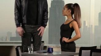 Ariana Grande And Taran Killam Enjoy The View In This Week's 'SNL' Promos