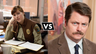 Molly Solverson vs. Ron Swanson: A Heroes vs. Villains Debate